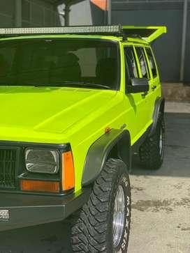 Jeep Cherokee 4.0 4x4 Th 1996