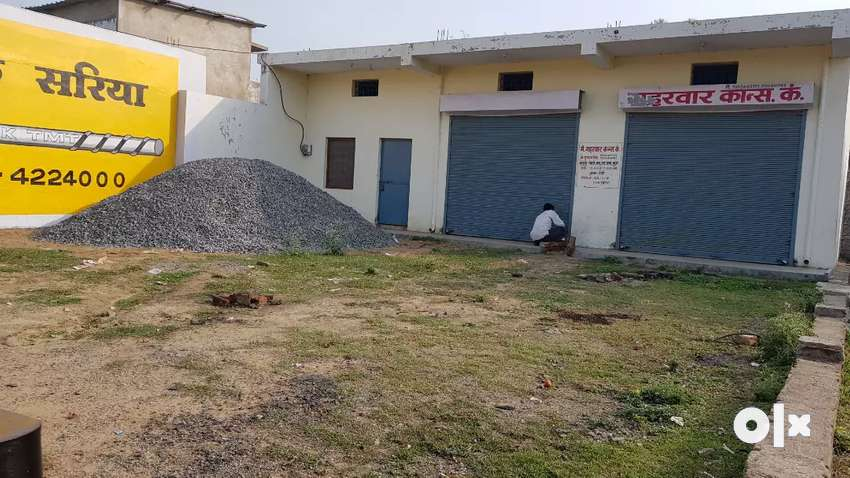 (RING ROAD, lohi) 2 shops + 1 room with 2500 sq ft plot for RENT 0