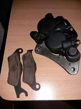 CBZ xtreme brake Caliper Assambly with break pads