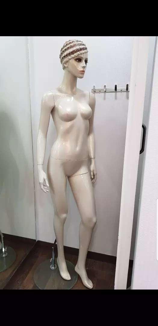 Patung Manekin full body /patung butik (TIDAK ADA TATAKAN BAWAHNYA)