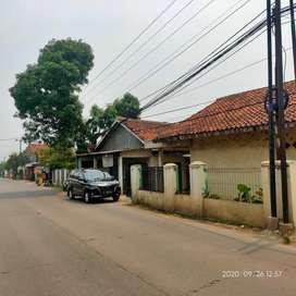 Dilelang dan Jual Damai Jl Raya Cangkudu Cisoka
