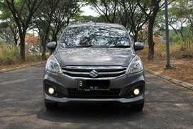 dp, 7,5jt Suzuki Ertiga GL 1.4 MT 2016 Warna Abu-abu Metalik