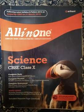 All in One Guides and Sample papers For Class 10