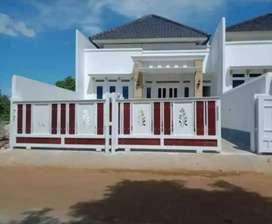 Rumah komersil MEGAH  free Desain