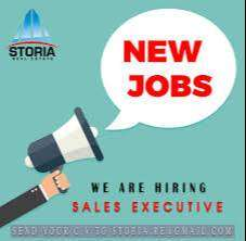 Immediately joining for sales executives