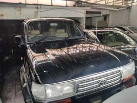 Toyota land cruiser VXR th 1995