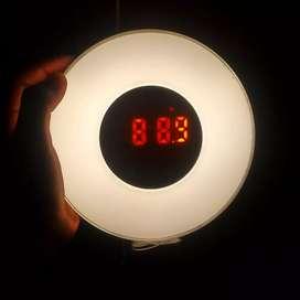 Lighting screentouch radio/watch
