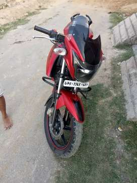 160 Apache red made colour