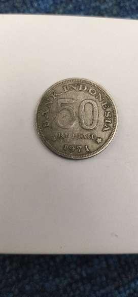 Uang Koin Kuno atau Uang Lama