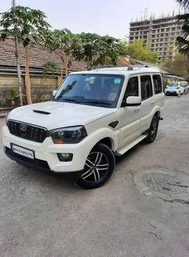 Mahindra Scorpio 1.99 S4 Plus, 2018, Diesel
