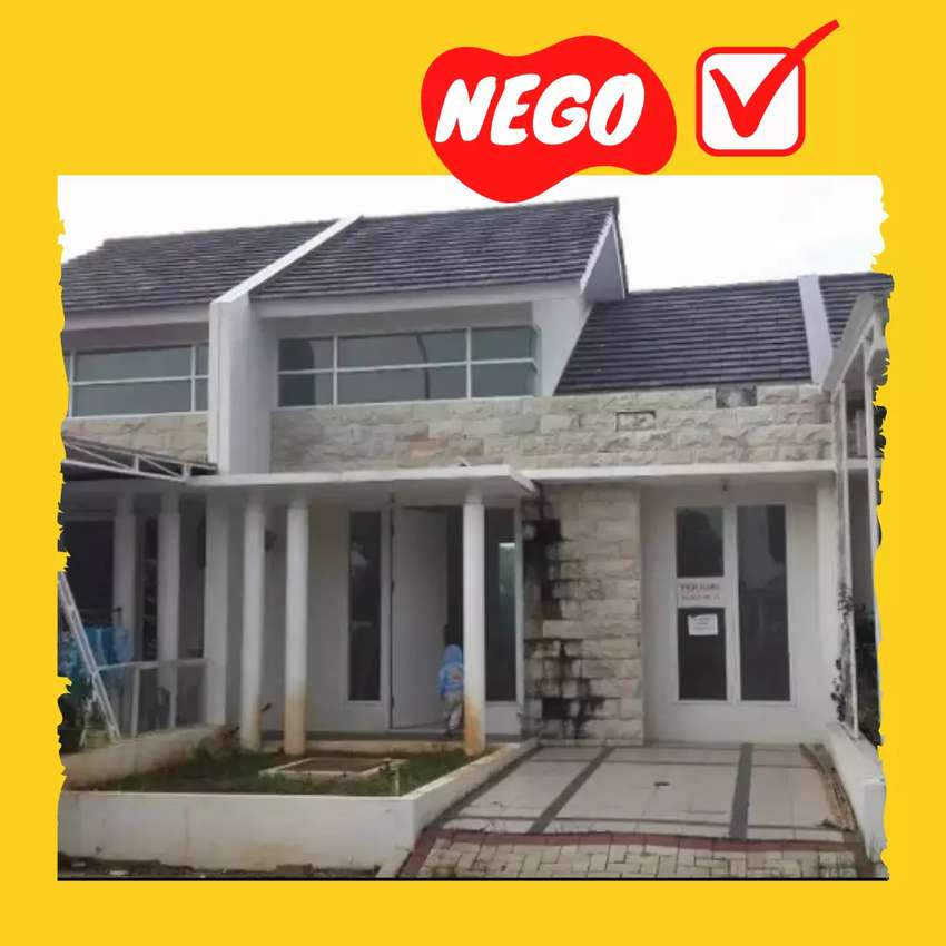 Take Over Rumah Siap Huni Strategis di Spring ville Kota Bekasi 0