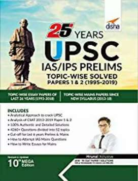 Upsc- solved Paper from 1995