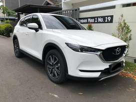 Mazda CX5 2.5 Elite AT Putih Mutiara 2020 Nik 2019 SEPERTI BARU