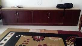 TV unit with big drawer