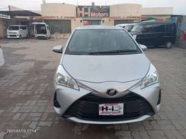 Toyota vitz 2017 model fresh import 2020..