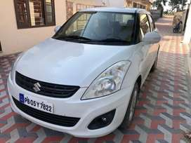 Maruti Suzuki Swift Dzire 2014 Diesel Well Maintained