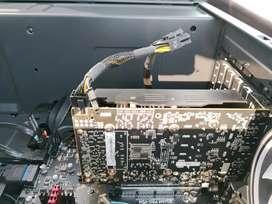 GTX 1060, 6GB GDDR5