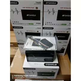 Paket hemat DOUBLE DIN SANSUI 5202I aman di ertiga/hiace/avanza/cayla