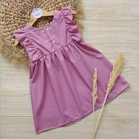 Baju Anak - Shafa Dress