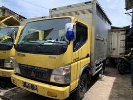Mitsubishi Colt Diesel Canter Fe 71 Engkle Truck Box Ex Makanan 2013