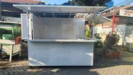 Booth Container 4x2 Meter