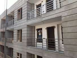 3 BHK Builder Floor With Covered Parking