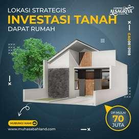 Perumahan Syariah Investasi Rumah Mewah Lokasi Strategis(15/6/7/0287/7