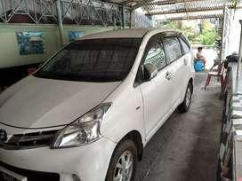 Toyota Avanza 1.3 G 2015