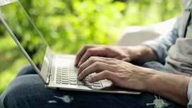 Hire online workers for typing at home based 87.09
