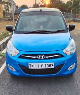 Hyundai i10 Sportz, 2017, Petrol