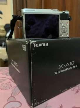 Kamera fuji film X-A10