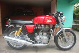 Royal Enfield Continental GT 535 for sell