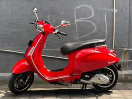 Vespa Sprint Abs Th.2019 Facelift!!