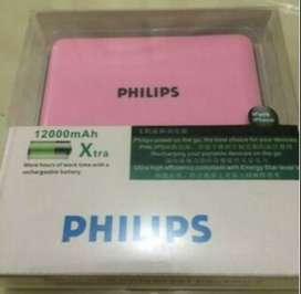 Power bank Philips 12000 mah