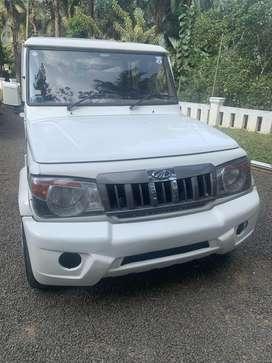 Mahindra Bolero 2001-2010 SLX 2WD BSIII, 2014, Diesel