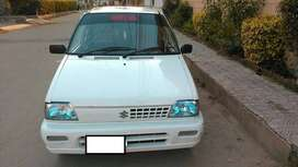 Suzuki mehran vx get on easy insllment