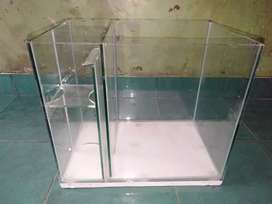 Akuarium filter samping