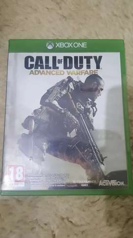 COD Advance Warfare Xbox one