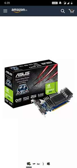 Asus Graphics card sale.