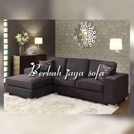 sofa selonjor minimalis
