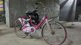 Hero cycle for girls unused