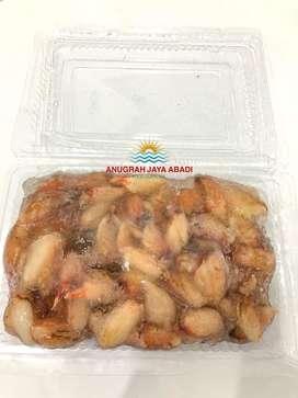 daging capit kepiting frozen