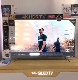 LED TV TCL 55 P725 *HANDS FREE VOICE CONTROL*