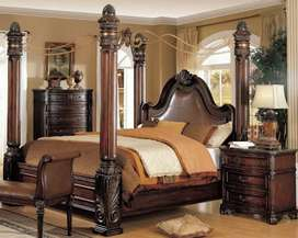 New chenoti carving bed