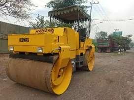 Tandem Roller Bomag BW 141AD kapasitas 6 Ton