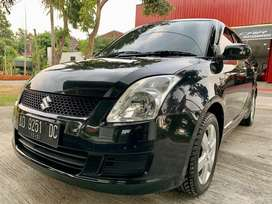 Suzuki Swift 2008 Matic Apikan