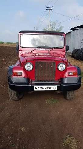 mahindra thar 4x4
