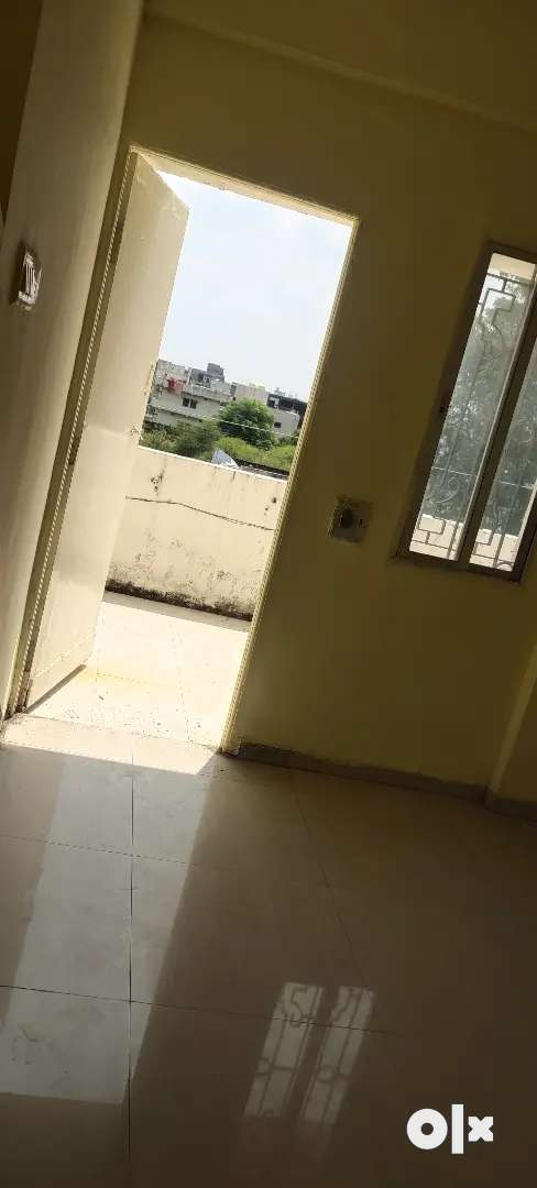 1bhk independent open terrace flat on rent kukde layout