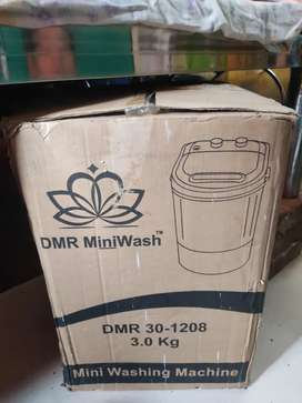 DMR MINI WASH .Condition are very good .
