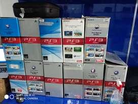 PlayStation 3 Slim 500gb, 320gb, 250gb, 160gb, 120gb